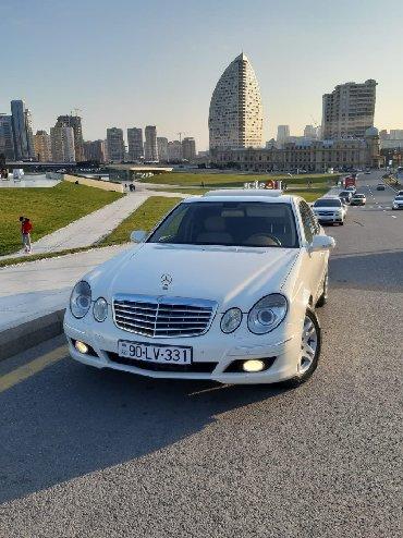 Mercedes-Benz Azərbaycanda: Mercedes-Benz E 200 2 l. 2009 | 137000 km