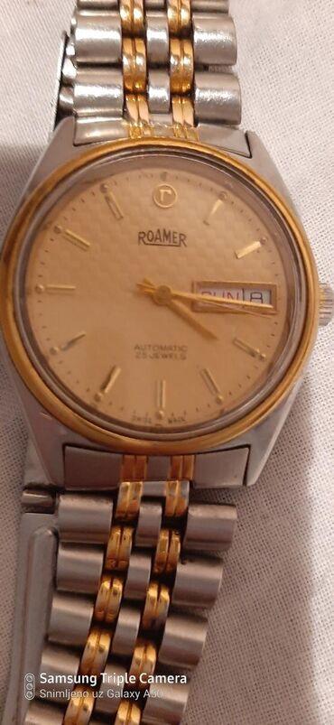 Roamer - Srbija: Roamer automatik. Ispravan stari sat. Preuzimanje samo lično u