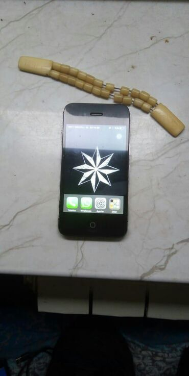 Tecili IPHONE S4 SATIRAM. telefonun ne ekran terefinde ne de arxa