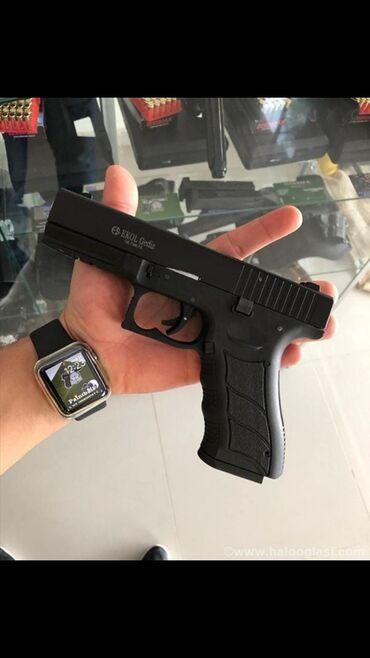 Pistolj - Srbija: Startni pistolji 4000rsdDobija se uz svaki model dupli sarzer Cetkica