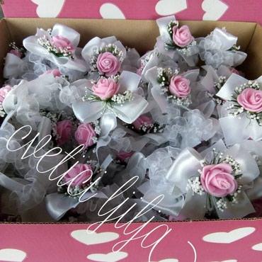 Cvetici za svadbe - Loznica