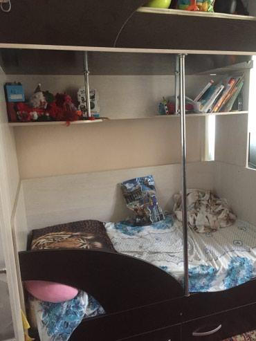 Двухярусная кровать. Общая длина 2 в Бишкек