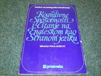 Naslov: kognitivne sposobnosti i sposobnost čitanja na engleskom kao - Belgrade