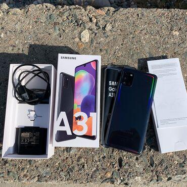 Samsung   A31; 128gb   состояние новый (1 неделя носили)   заводской