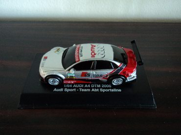 1/64 AUDI A4 DTM 2006 Team Abt Sportsline by NewRay in very good σε North & East Suburbs
