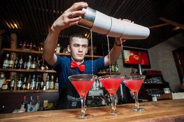 Требуется бармен в компанию «Business» в Бишкек