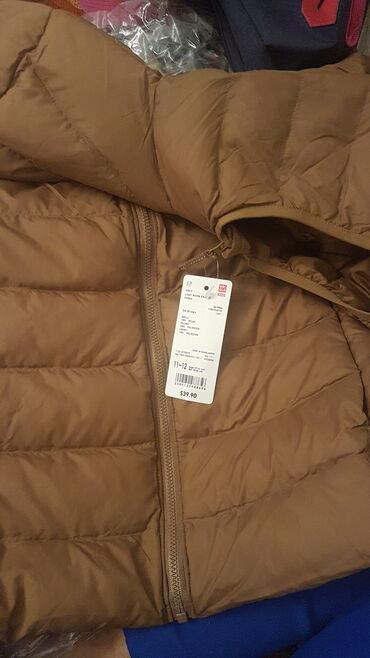 куртки uniqlo в Кыргызстан: Куртка с Америки супер бренд Uniqlo 11-12 лет. Только звонить