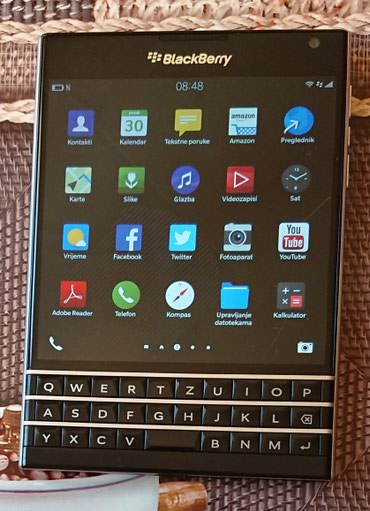 BlackBerry Passport - 32gb - 3gb Ram - 13mpx - originalno - Beocin