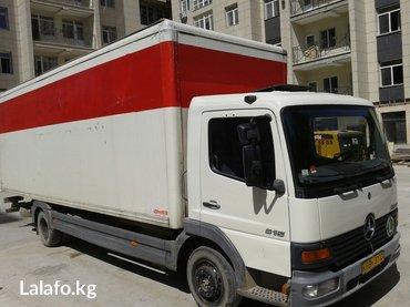 Услуги грузо перевозки и грузчиков, в Бишкек