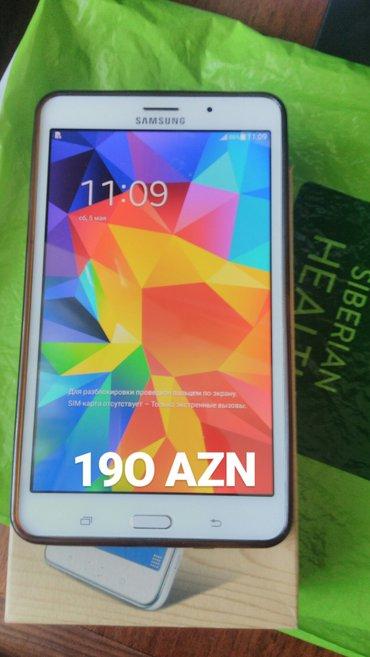 Bakı şəhərində Samsung Tab  4- planseti.