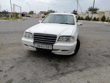 brilliance m2 1 8 at - Azərbaycan: Mercedes-Benz C-class AMG 1.8 l. 1997 | 52000 km