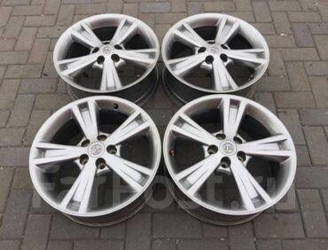 Транспорт - Кыргызстан: R18 Lexus Rx 400h. Диски привозные в отличном состоянии! Краска
