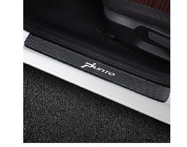 Fiat punto - Srbija: Stikeri za prag automobila - karbon PUNTO (FIAT)  Stikeri za prag auto