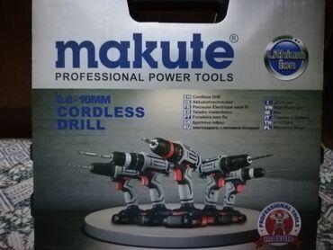 Дом и сад - Остров Хазар: Makute DirelləriMakute Prifessional Power Tools. ✔️Powered By Lithium