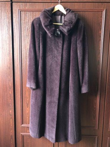 Продаю пальто деми производство Беларусь размер 50 состояние отличное в Бишкек
