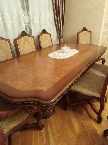 9 mkr - Azərbaycan: Malazyanin masa desti satilir‼hec bir deffekti yoxdu.masa