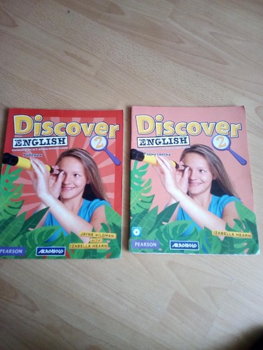 Engleski jezik udbenik i radna sveska za peti razred osnovne skole po - Smederevo