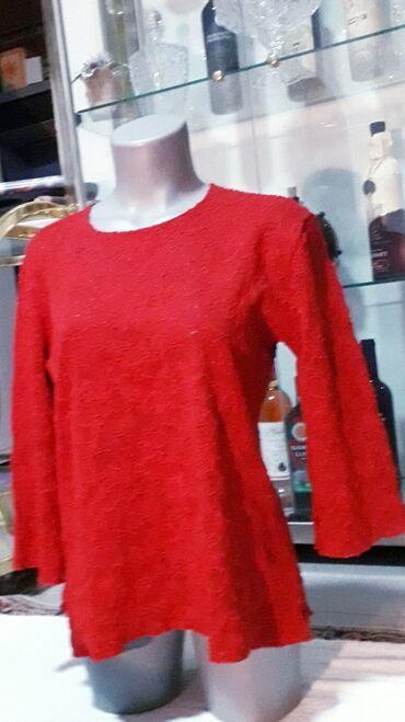 Crvens bluzica od rastegljive čipke L/XL