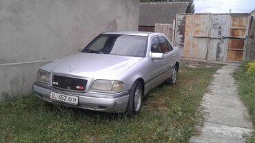 Транспорт - Кунтуу: Mercedes-Benz 200 2 л. 1995   2342567 км