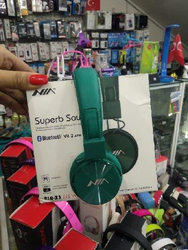 Bluetooth Nauşnik Super sesi var