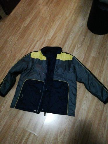 Muška jakna vel 164 topla kao nova - Nis