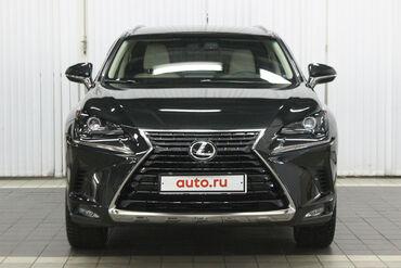 Lexus NX 2 л. 2018 | 22000 км