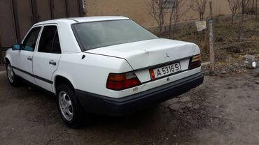 Mercedes-Benz W124 2 л. 1989 | 8955 км
