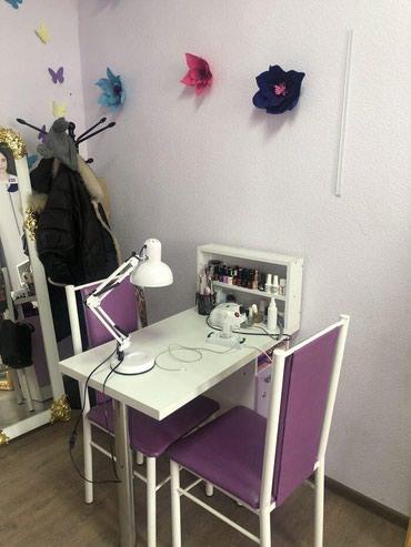 Сдаю маникюрный стол. в Бишкек