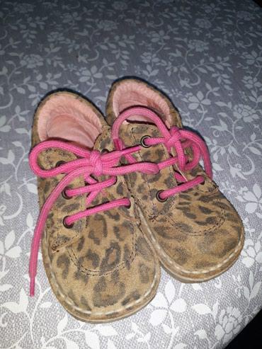 Cipele od brusene koze iz uvoza broj 23,nemaju nijedno ostecenje - Kosovska Mitrovica
