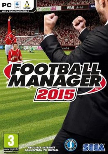 Football manager 2015 igrica za pc.Ne za playstation. - Nis