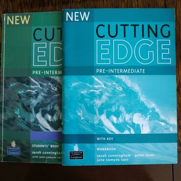 s 6 edge - Azərbaycan: Cutting Edge pre-intermediate