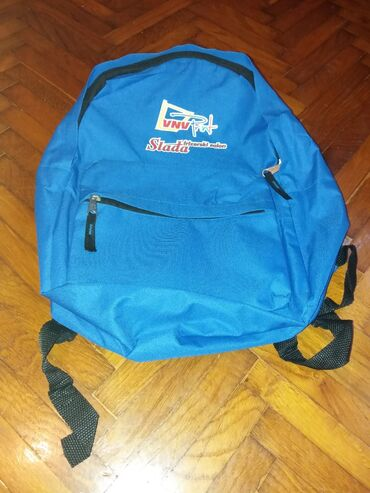 Sport i hobi - Pozega: Prodajem ranac plave boje.Ima zadzepak.Cena je 1800 dinara.Dostava je