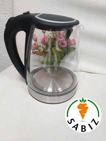Техника для кухни в Азербайджан: Электрический чайник vk - 7990объем: 2,0 л.корпус из термопрочного