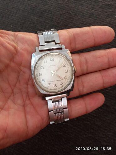 Антикварные часы - Кыргызстан: Продаю советские часы, состояние хорошее, требуется ремонт. Цена за