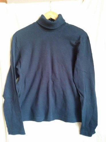 трикотажная рубашка в Кыргызстан: Новая фирменная трикотажная водолазка 50-52р, приятная