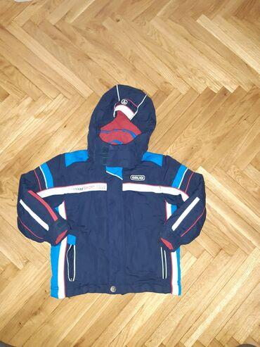 Ruska kapa - Srbija: BRUGI zimska jakna.Vel.98-104 za dete 3-4 god.Jajna je ovako u ok