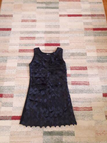 Haljine   Loznica: Mini haljinica jednom nosena. Broj 37