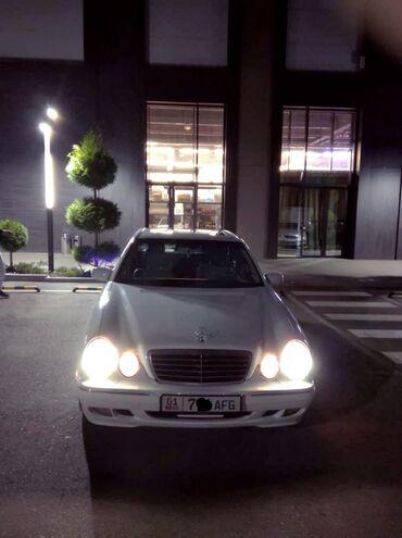 авангард билдинг в Кыргызстан: Mercedes-Benz E 320 3.2 л. 2000