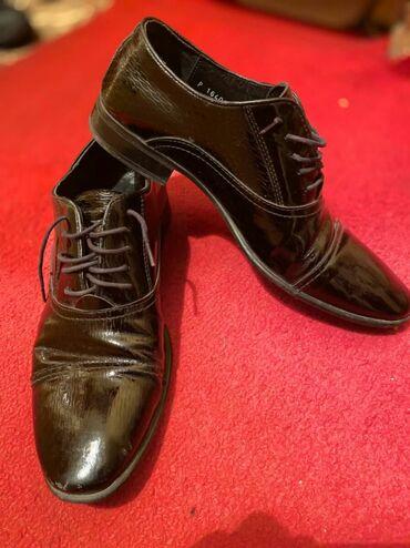 Немецкие туфли. 40-размер. Состояние отличное. Купили дорого. Отдам за