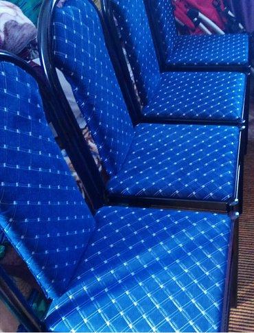 На прокат столы со скатертью и стулья!!! в Бишкек