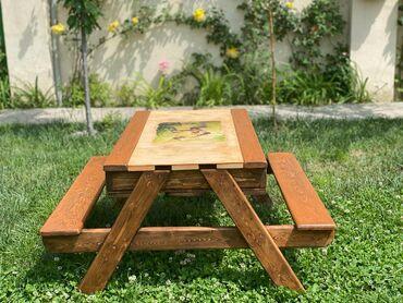 Детский стол - песочница