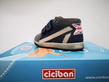 Dečije Cipele i Čizme | Zrenjanin: Ciciban patike za prohodavanje 18, NOVO, ORIGINAL