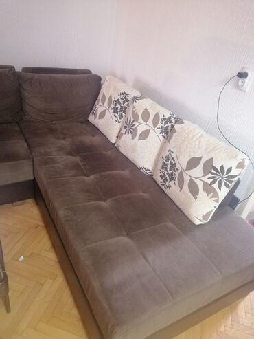 Garniture - Srbija: Ugaona garnitura Princessa, Numanovic. Sada 100 eur