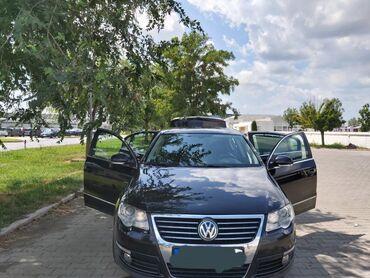 Volkswagen | Srbija: Volkswagen Passat 2 l. 2007 | 225356 km