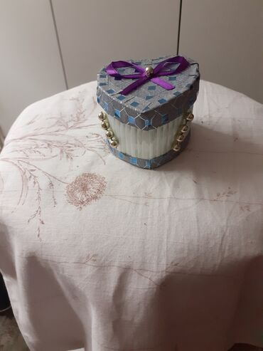 Novo u vasem domu kutija za nakit pogodan poklon za sve vrste prilika