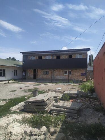 Эки этаж уй - Кыргызстан: Уй сатылат ж.м Дордой 6 сотых. 9 комната бар 2 этаж цех салынган