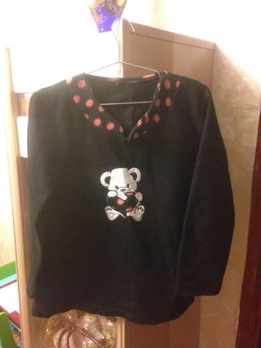 женские-черные-свитера в Азербайджан: Ela veziyyetde Kofta razmer Sve M ela veziyyetde