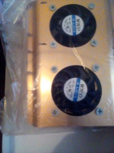 Кулеры на жёсткий диск 2шт по 100с в Бишкек