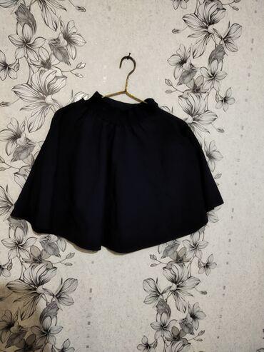 Продаю юбку 150 с  Цвет : синий  Размер : 44-46  Качество : отличное