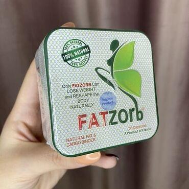 бифит для похудения бишкек in Кыргызстан | СРЕДСТВА ДЛЯ ПОХУДЕНИЯ: Фатзорб  fatzorb пробники 6 шт  за 6 дней можете скинуть до 3х кг про